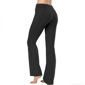 LUCY Hatha Black Yoga Power Pant Size Extra Small